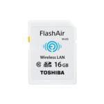 FlashAir™SDカードが故障!東芝に問い合わせてみた!