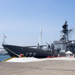 [子供とお出かけ]海上自衛隊の護衛艦「しまかぜ」を家族で見学してきました!