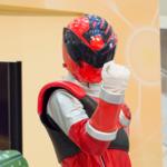 [子供とお出かけ]イオンモール神戸北に「キュウレンジャー」のキャラクターショーを見に行ってきた!