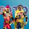 [子供とお出かけ]TOTO滋賀工場に「仮面ライダーエグゼイド」のキャラクターショーを見に行ってきた!