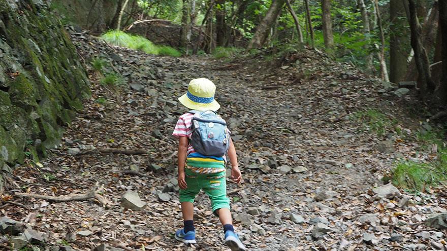 【子供とお出かけ】5歳の息子と妙見山の八朔会へ!「開運餅まき」にも参加!