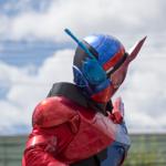 仮面ライダーや戦隊ヒーローのキャラクターショーでステージに呼ばれるために!