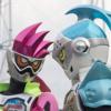 [子供とお出かけ]ボートレース住之江に「仮面ライダーエグゼイド」のキャラクターショーを見に行ってきた!