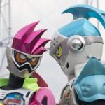 [子供とお出かけ]ボートレース住之江に「仮面ライダーエグゼイド」のキャラクターショーに行ってきた!