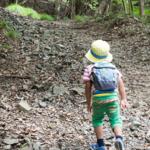 [子供とお出かけ]5歳の息子と妙見山に登山に行きました!「開運餅まき」にも参加!