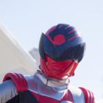 [子供とお出かけ]阪神競馬場に「宇宙戦隊キュウレンジャー」のキャラクターショーを見に行ってきた!