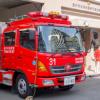[子供とお出かけ] 北消防署千里出張所で行われた「消防署開放デー」に行ってきました!
